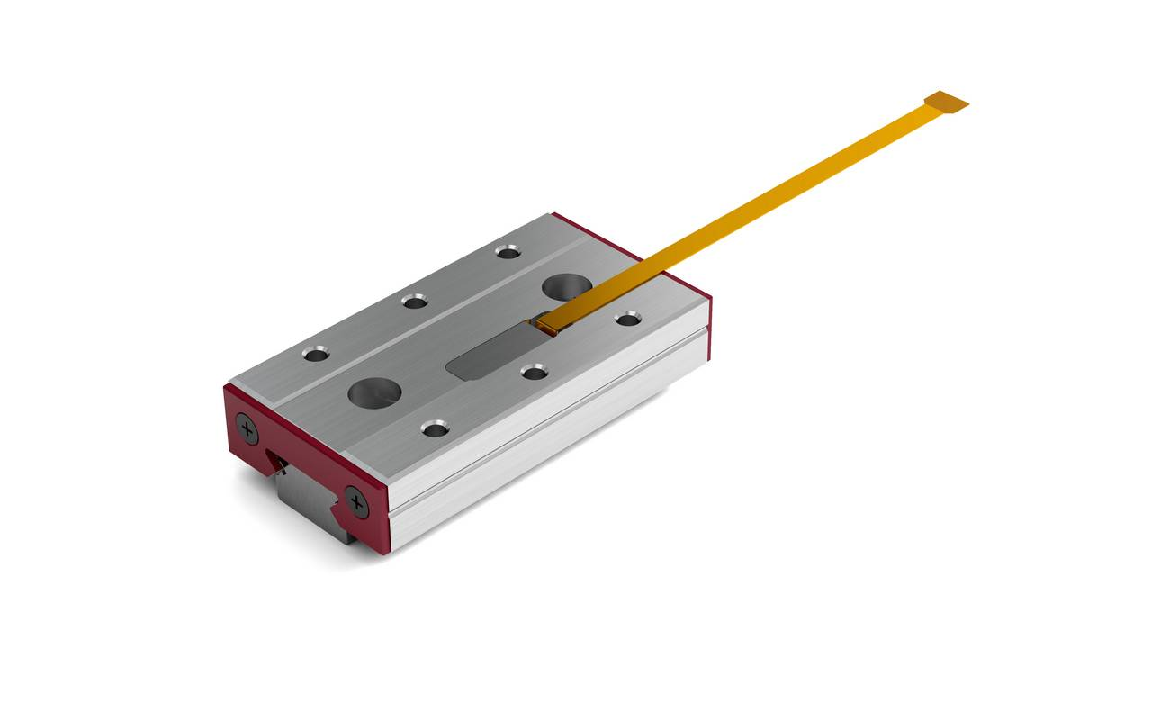 SCHNEEBERGER MINISLIDE MSQscale – the new, innovative measuring system