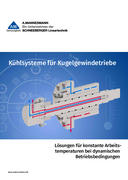 AM Cooling Systems for Ball Screws - Product Catalog of A.MANNESMANN