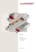 MINI-X - Product catalog - MINIRAIL miniature profiled linear guideway / MINISCALE PLUS integrated linear measuring system / MINISLIDE micro-frictionless table