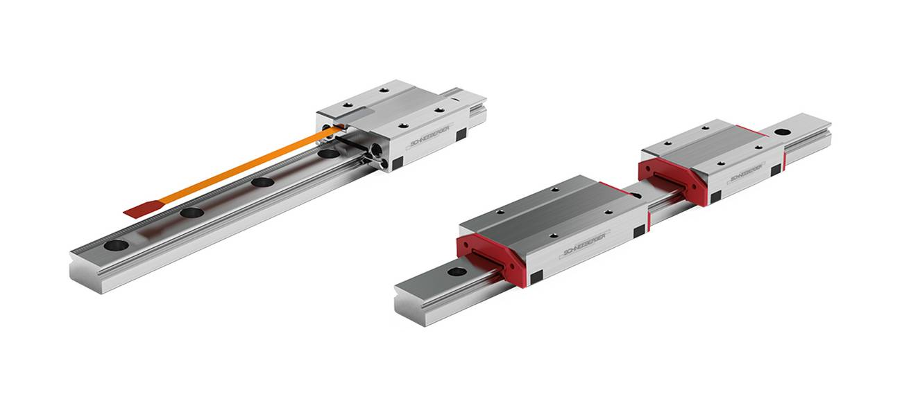 MINIRAIL and MINISCALE PLUS - Achieve the highest accuracy even in the tightest spaces
