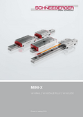 MINI-X - Product catalog