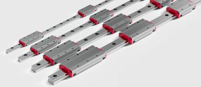 Profiled guideways MINIRAIL