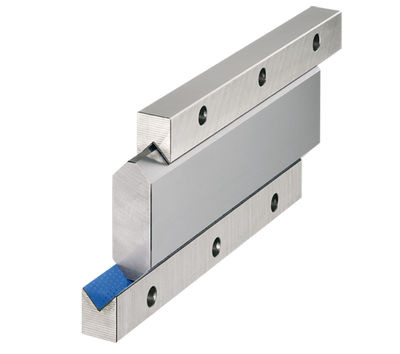 surfaces and guideways Ning surface of the guideways therefore we advise the use of emergency hard  stops these emergency stops have to be mounted in line with the bearing axis,.